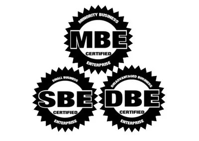 HOUSTON Certified MBE, SBE, and DBE