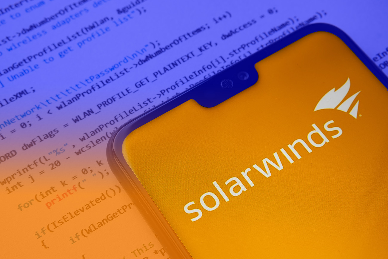 Weathering the SolarWinds