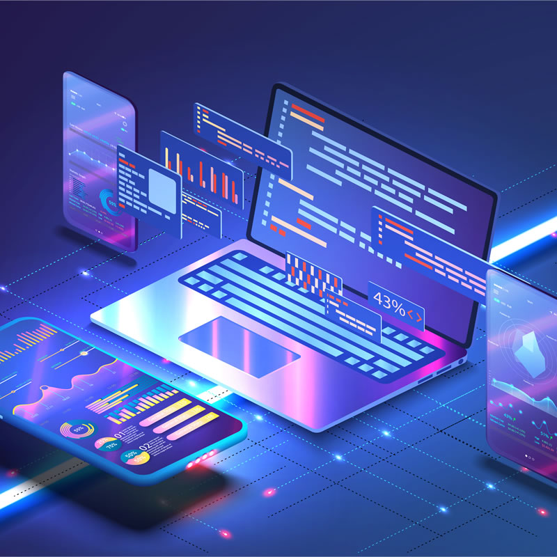 Application development and testing across multiple devices
