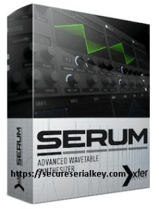 Xfer Serum Crack With Serial Key 2020