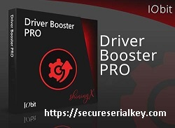 IObit Driver Booster Pro 7.3.0.665 Crack With Licence Key