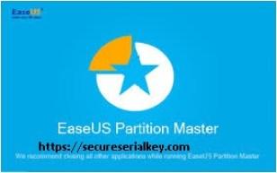 EaseUS Partition Master v13.8 Crack With Serial Key 2020