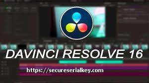 Davinci Resolve 16.1.2 Plus Activation Code 2020