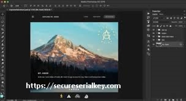 Adobe Photoshop CC 2020 1.2 Crack With Serial Key