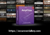 IK Multimedia AmpliTube 4 Crack With Serial Key 2020