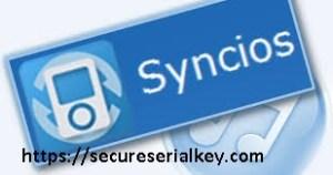 Syncios 6.6.8 Crack With Serial Key 2020