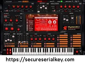 Sylenth1 3.066 Crack With Serial Key 2020