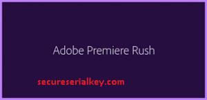 Adobe Premiere Rush 2021 Crack