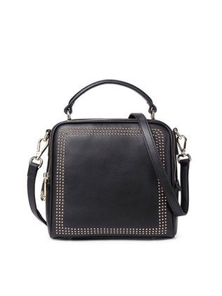 Casual Small Cowhide Leather Zipper Crossbody