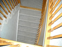 Painting Stairs Diy Faqs And Tips Your Home Only Better | Carpet On Tread Only | Wood Stairs | Risers | Stair Tread | Hardwood | Staircase