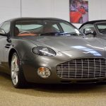 Db7 Vantage Zagato Most Improved Aston My Car Heaven