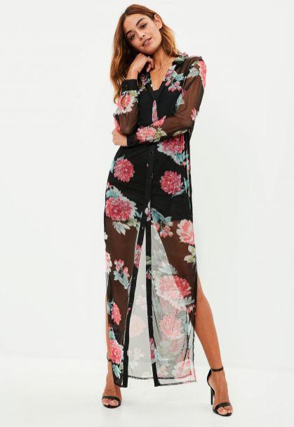 https://www.missguided.com/ie/black-floral-print-maxi-shirt-dress-10071453