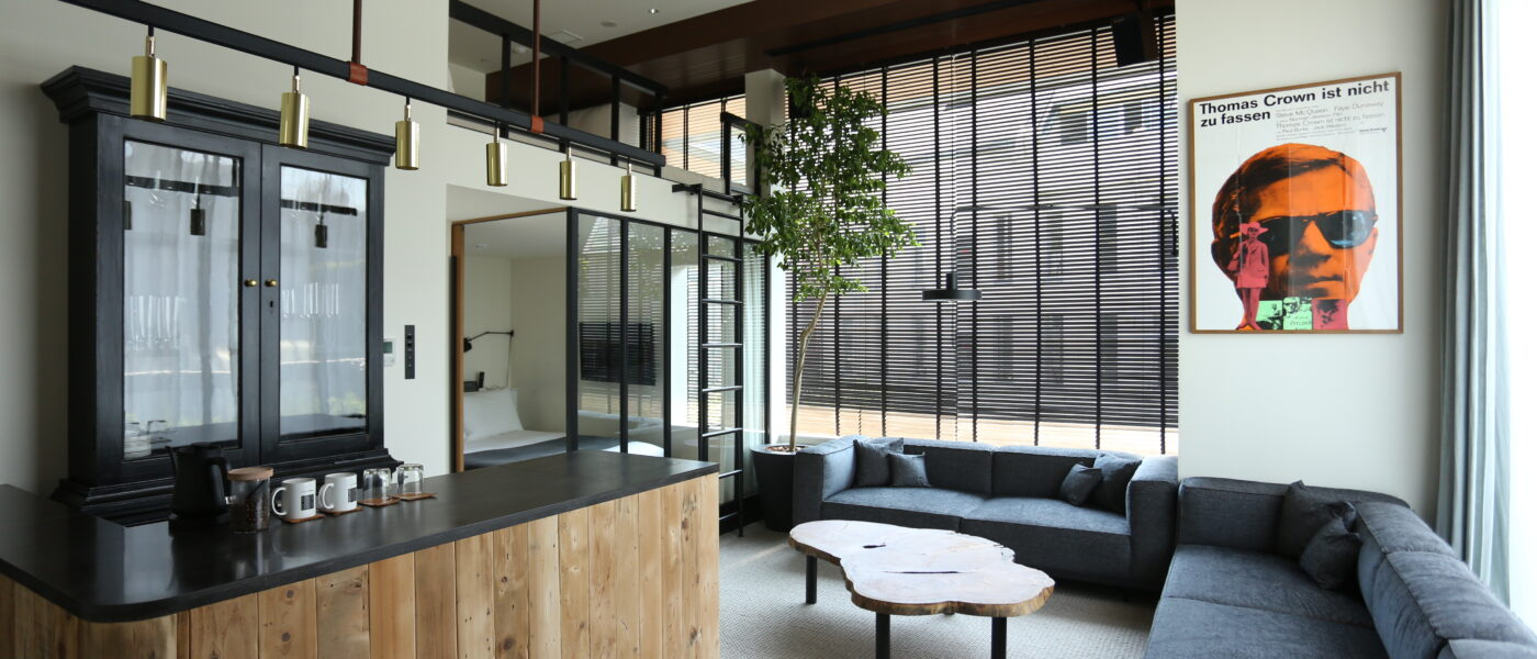 Tokyo S Hip Trunk Hotel And House Bring Lifestyle Stays To