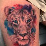 50 Eye Catching Lion Tattoos That Ll Make You Want To Get Inked Kickass Things