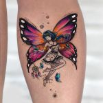 Robson Carvalho Turns His Beautiful Drawings Into Magical Tattoos Kickass Things