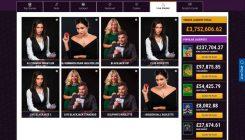 21 Bets Live Dealer Games
