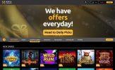 Mega casino games