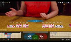 Live Baccarat Win