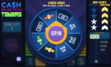 Cash Buster Towers Game