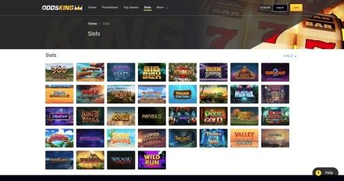OddsKing casino