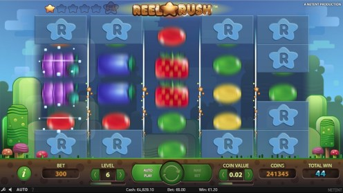 reel rush game