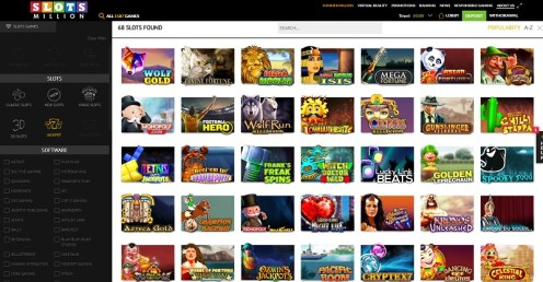 SlotsMillion casino review