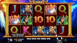 Asgard slot game review
