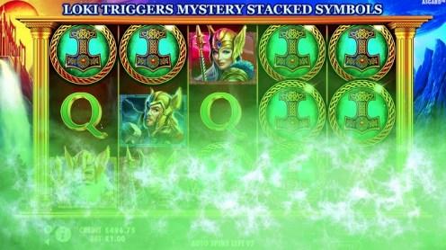 Asgard slot review
