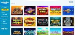 monster casino slots