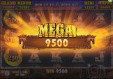 Mustang Gold Mega Win