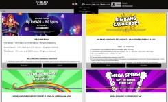 Black Spins promotions