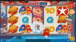 Rocket Men - Kim Bonus