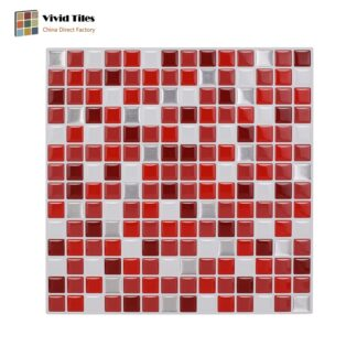 home wall mosaic peel and stick tiles