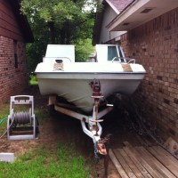 1971 Cobalt 18' TH For Sale - 19th boat Cobalt ever built!