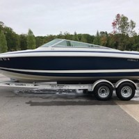 2002 Cobalt 246 Bowrider For Sale in MI