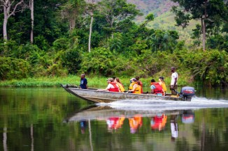Louna River, Congo