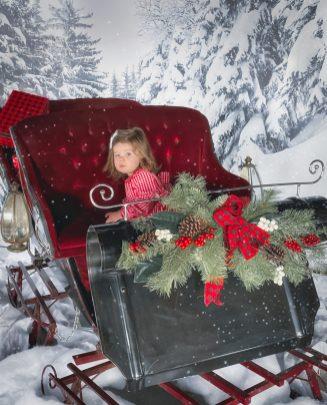 Christmas Photos at The Farm at SummitWynds