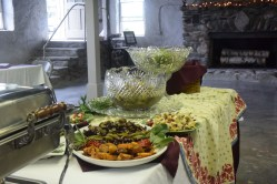 Red Roof Catering Tasting