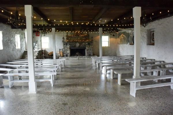 Ceremony in the Barn
