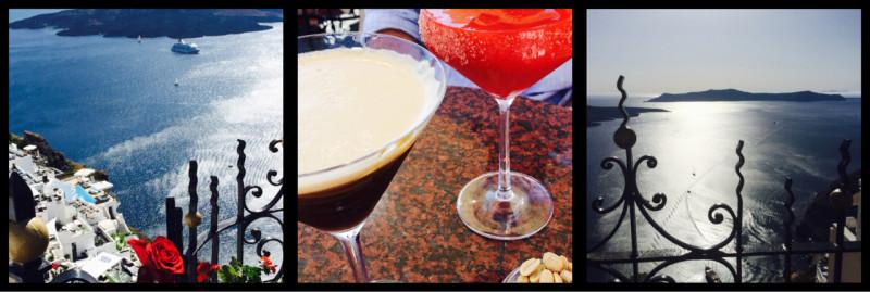 Palia Kameni Cocktail Bar Fira Thira Santorini Greece