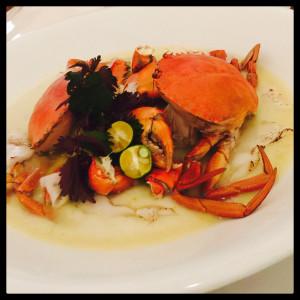 Crab Pirate's Coconut Yin Yang Private Kitchen Hong Kong