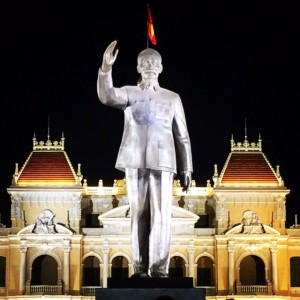 Saigon. Vietnam
