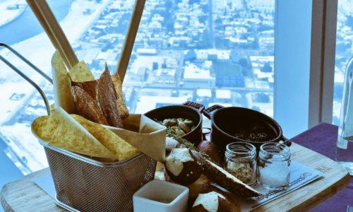 Fine Dining For Less #4. Dubai. UAE.