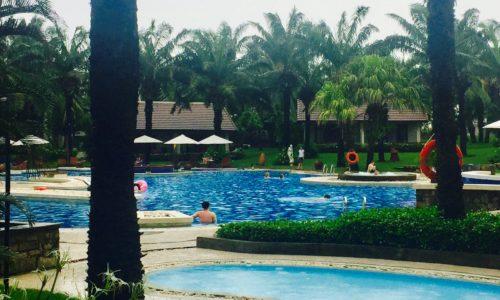 Palm Garden Beach Resort & Spa. Hoi An. Vietnam.