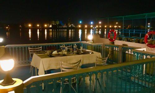 Waterfront Granary Hotel. Kochi. Kerala. India.