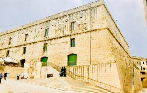 Valletta. Malta.