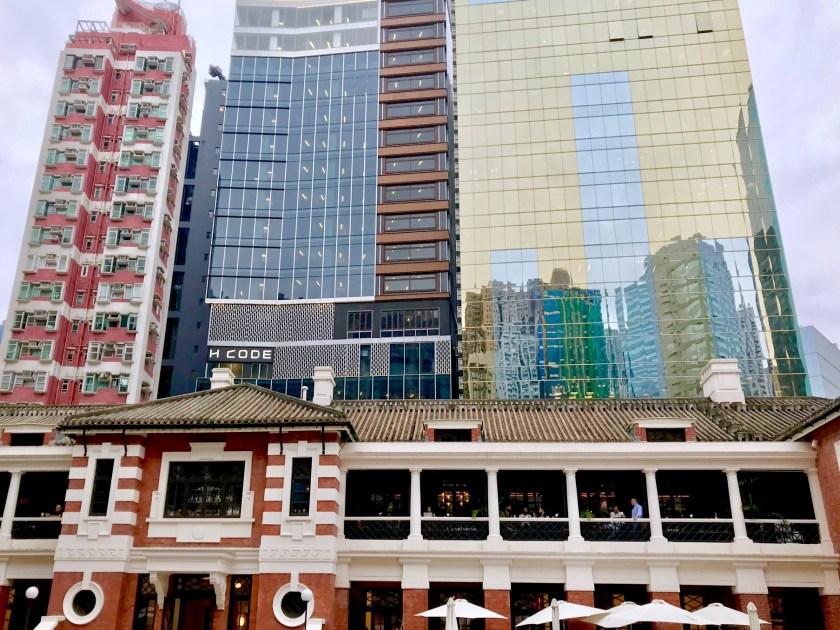 Tai Kwun Centre for Heritage & Arts. Hong Kong.