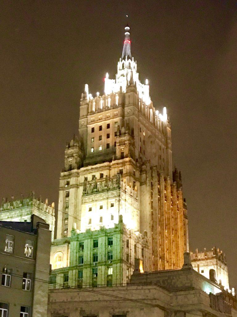 White Rabbit Moscow.