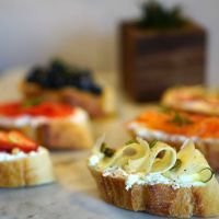 Delicious Ricotta Toast for Entertaining or Anytime
