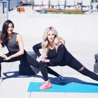 Fit + Pregnant | Hanging with my Trainer Jessica Gruen Anzalone